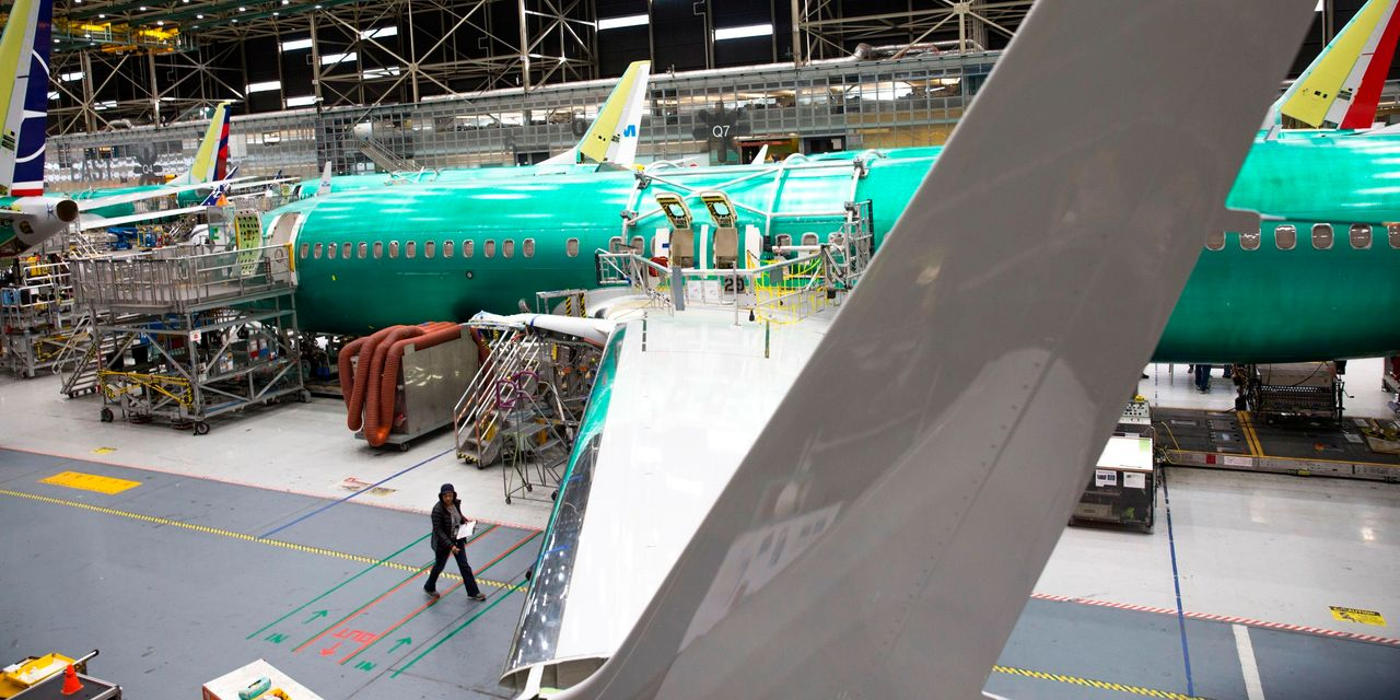 Coronavirus Pandemic Hits Plane Makers, Complicates 737 MAX Return