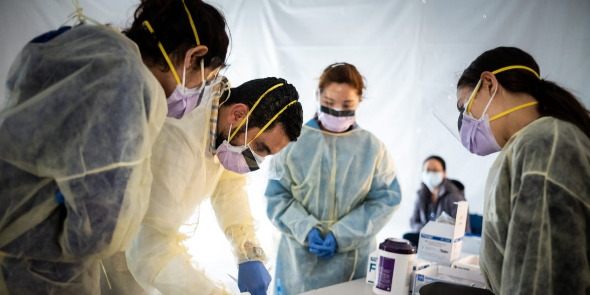 New York coronavirus outbreak mainly came from travelers from Europe