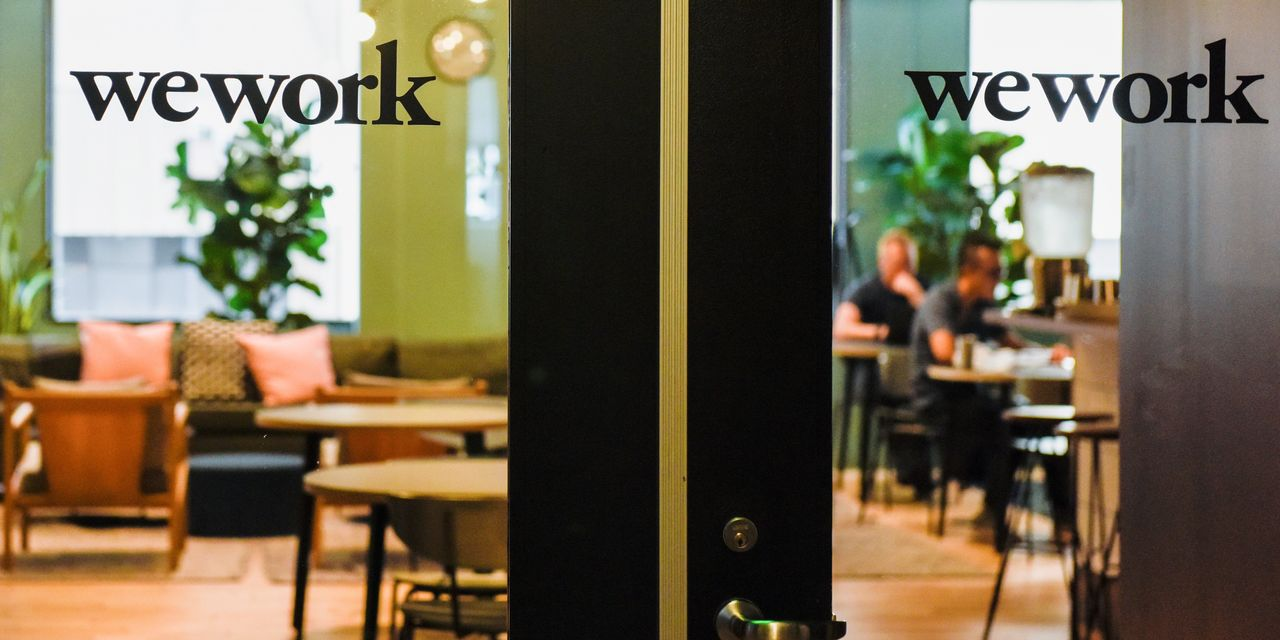 WeWork Skips Some Rent Payments as Coronavirus Undermines Revenue