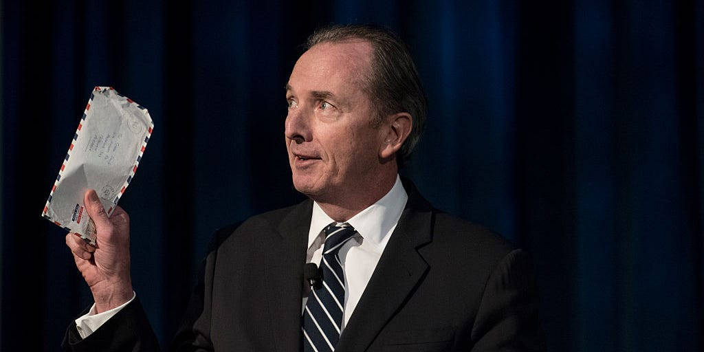 Morgan Stanley CEO tested positive for the coronavirus, has recovered