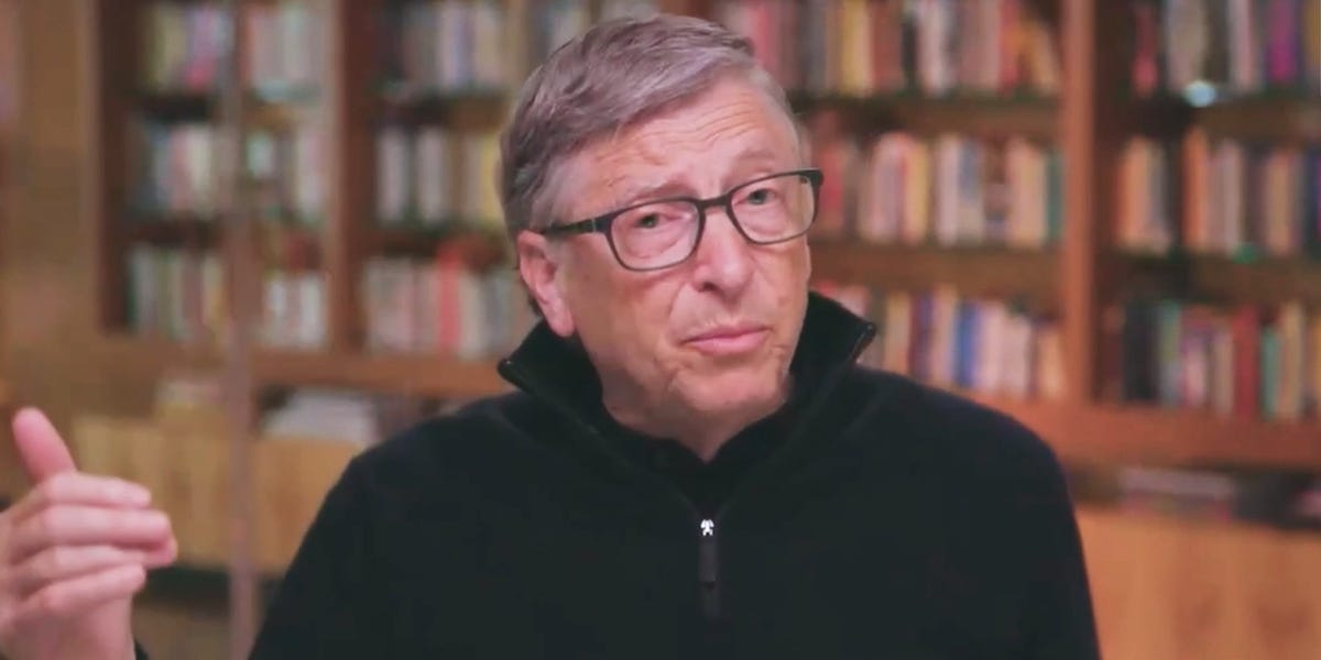 Bill Gates warns viral outbreak likely 'every 20 years or so'