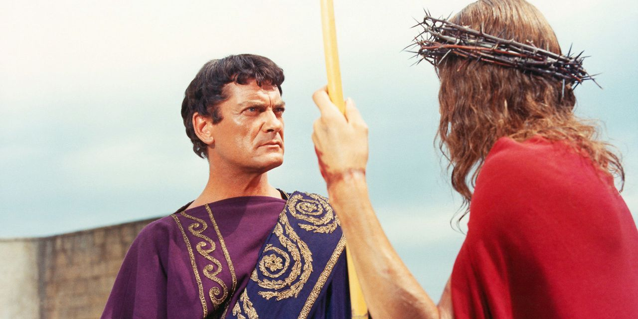 There Are No Heroes or Villains in the Passion Story