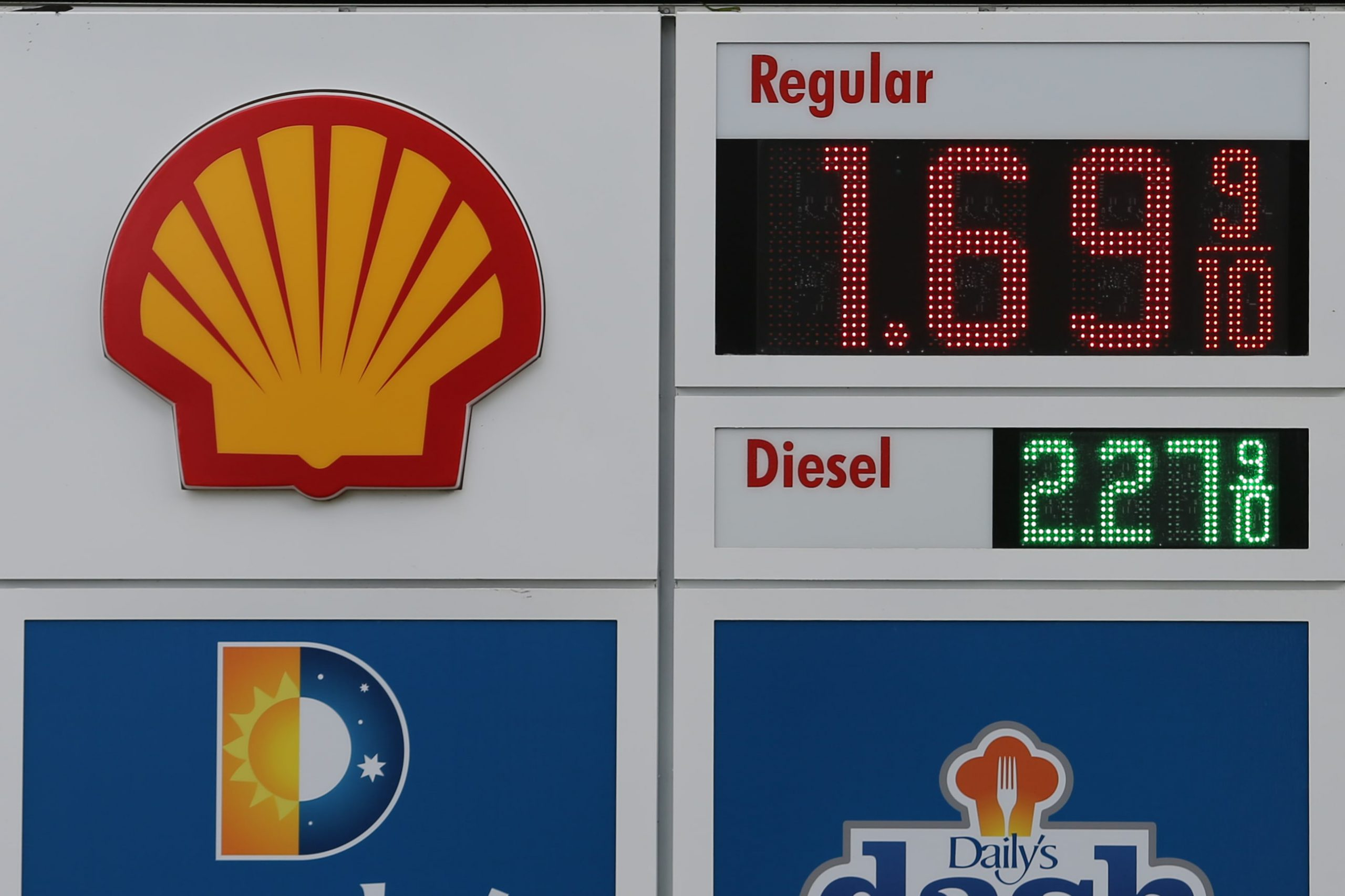 All gassed up and nowhere to go: Gasoline prices are at multi-year lows, but no one is driving