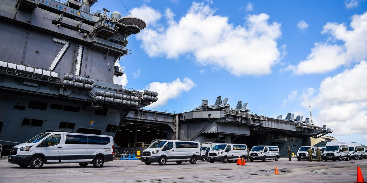 Sailor From USS Theodore Roosevelt Dies From Covid-19