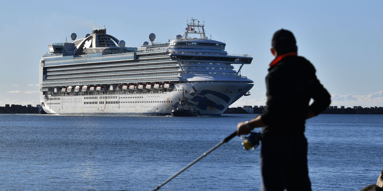 Coronavirus Leaves Cruise Ship Workers in Limbo: Out of a Job but Still at Sea