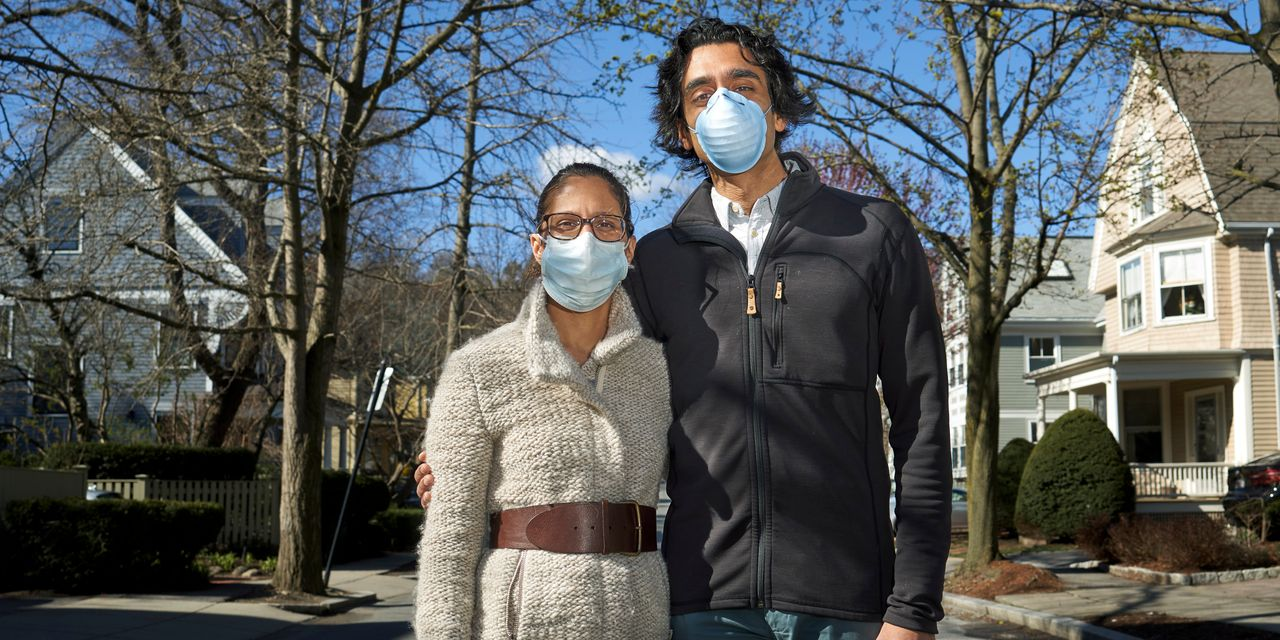 Four Dispatches From the Pandemic's Front Lines