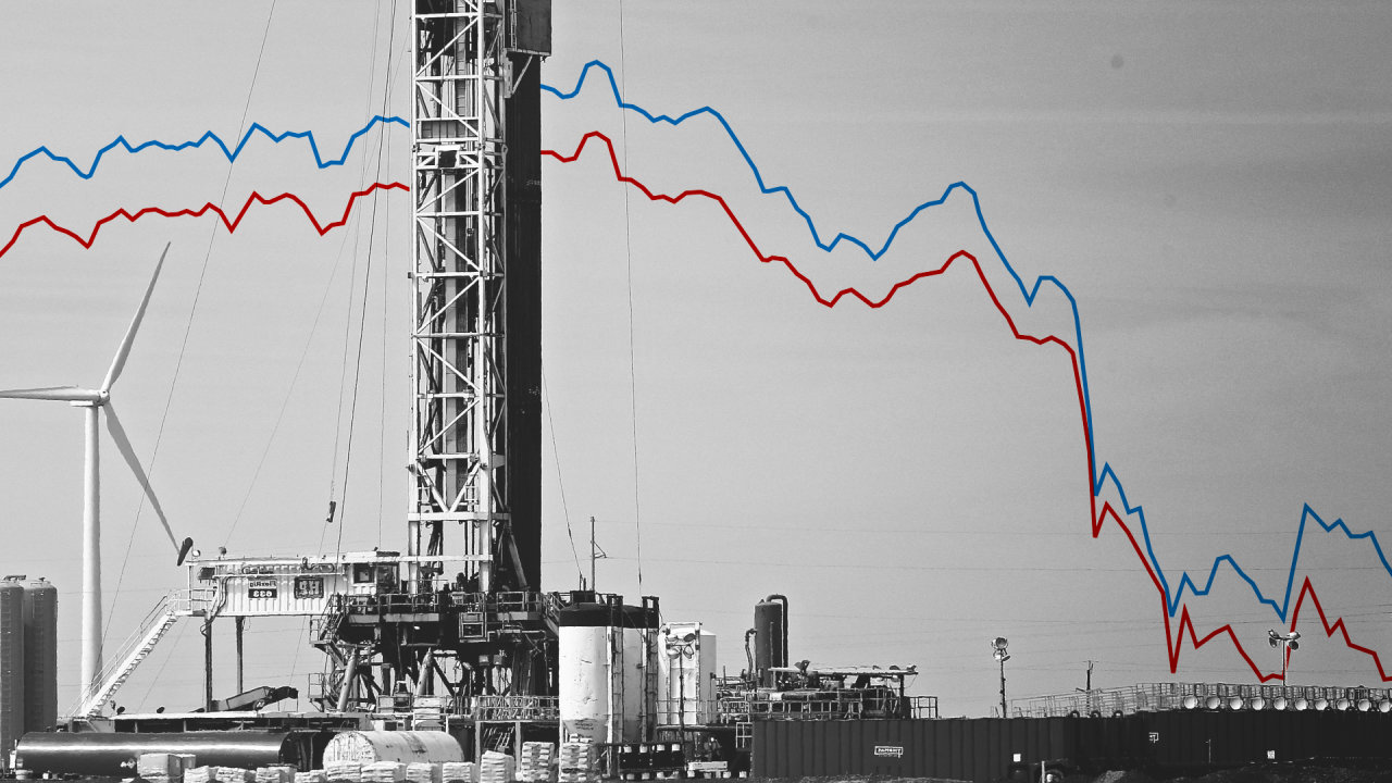 The Forces Fueling 2020's Oil Bust
