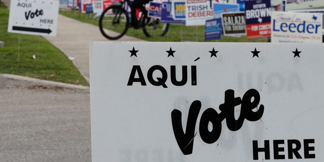 In Texas a Battle Brews Over Voting by Mail Amid Coronavirus