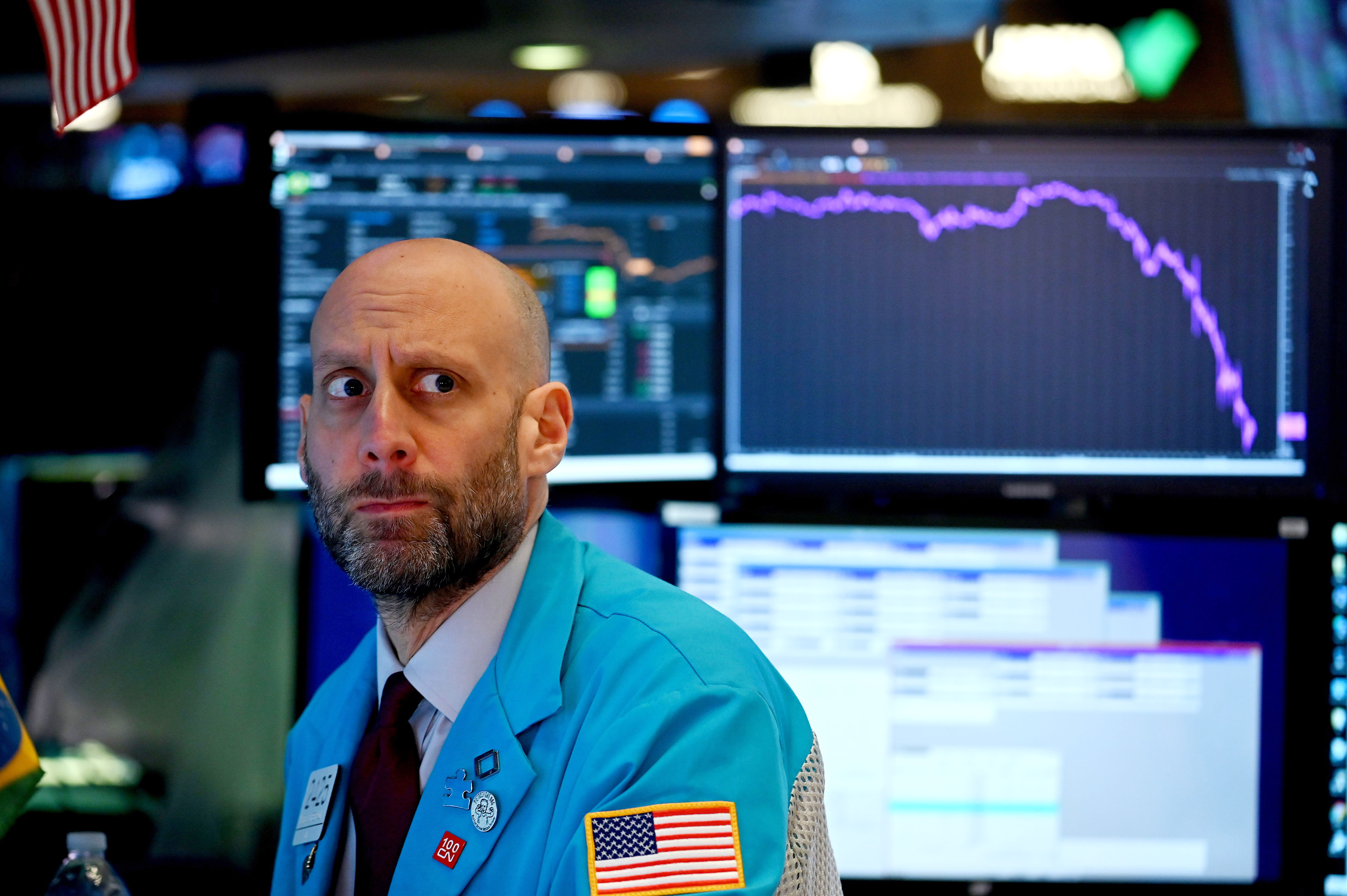 Stock market live updates: Dow futures up, bracing for jobless claims