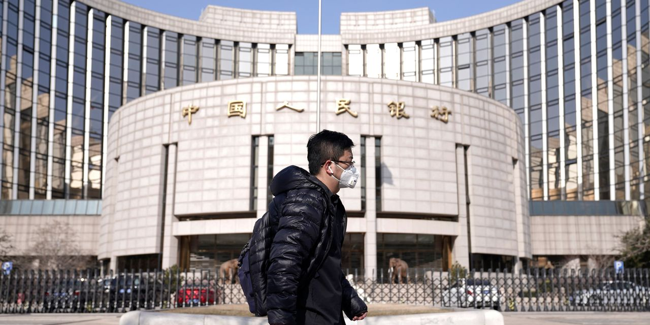 China's First-Quarter GDP Plunges on Coronavirus