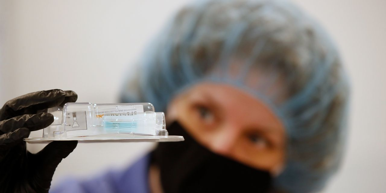 Your Spit Could Be the Best Coronavirus Test