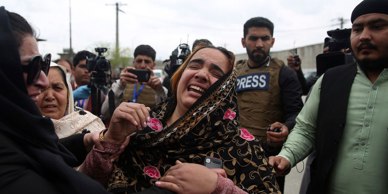 Taliban Attacks Increased After Peace Deal, Counter To U.S. Hopes