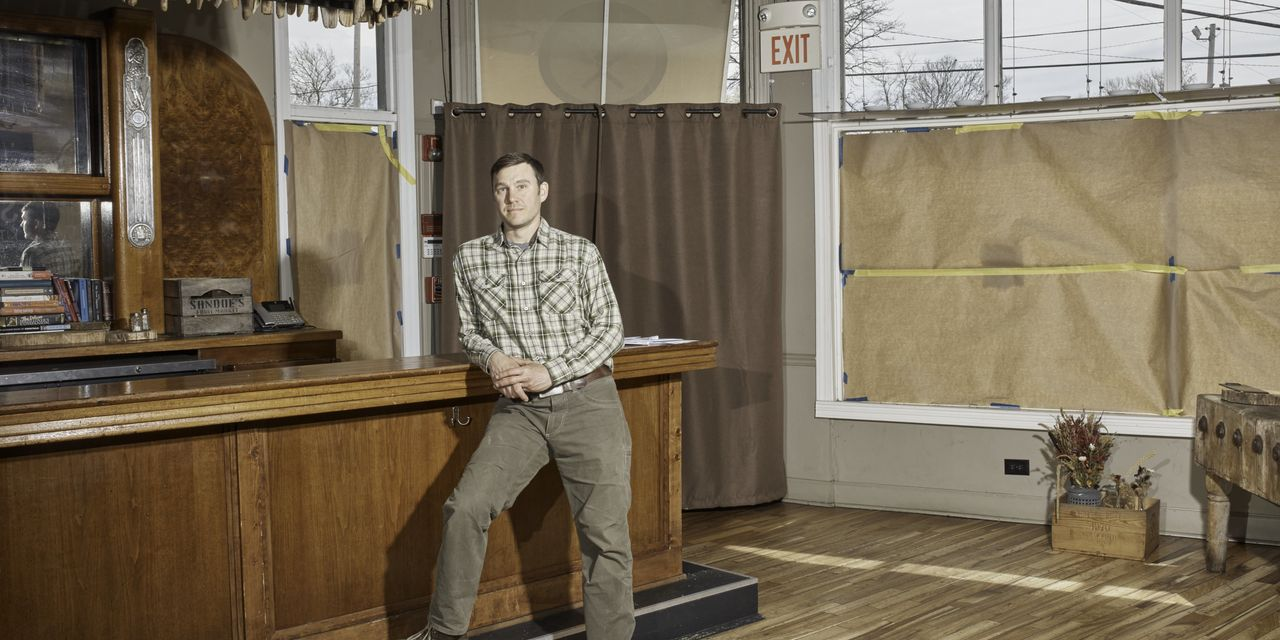 Putting Everything on the Table: A Cleveland Restaurateur Plots a Way Forward