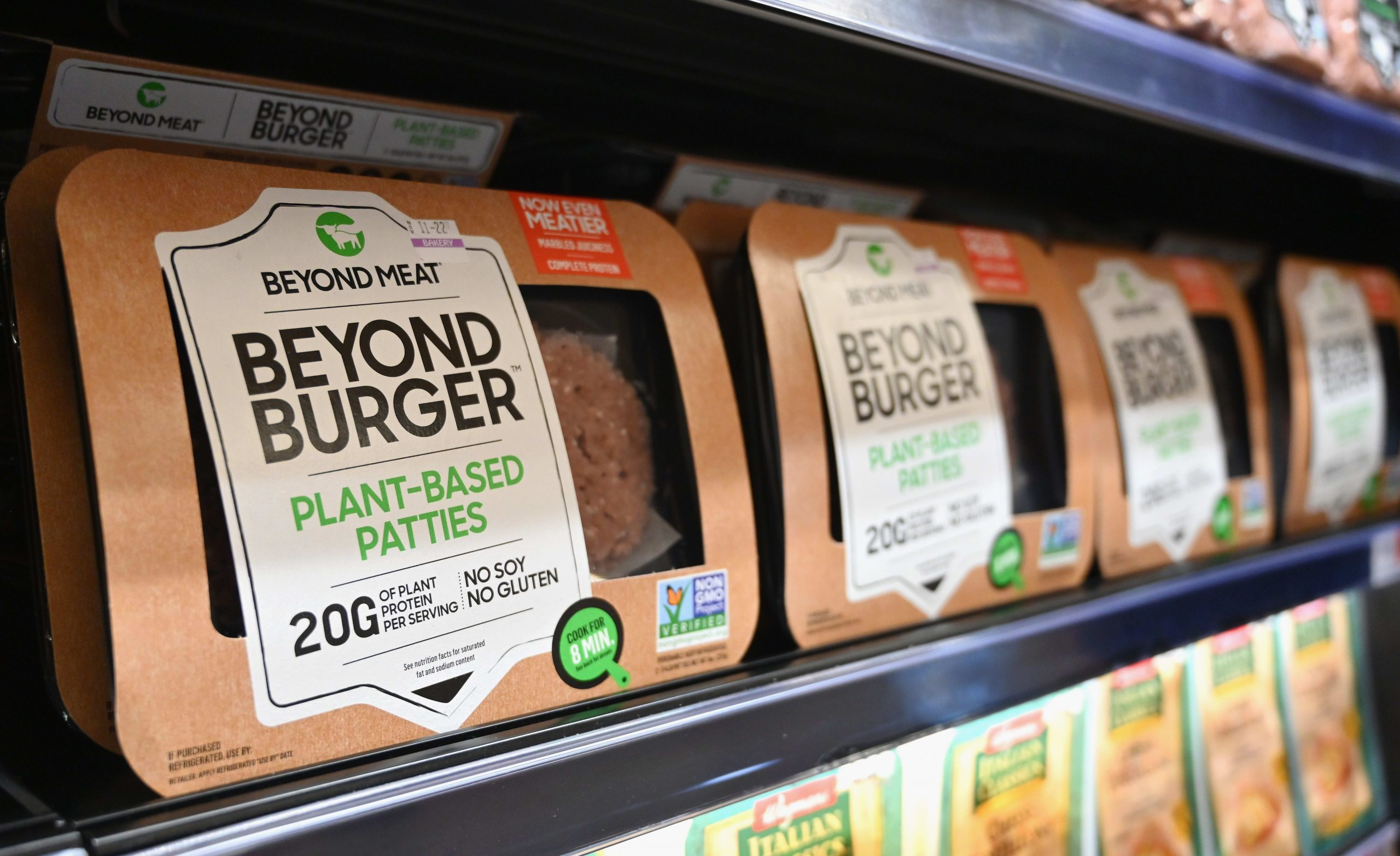 Stocks making the biggest moves midday: Beyond Meat, Wendy's, General Motors & more