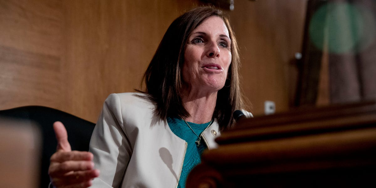 McSally: Cities look at taxpayers as 'cash cow' for coronavirus relief