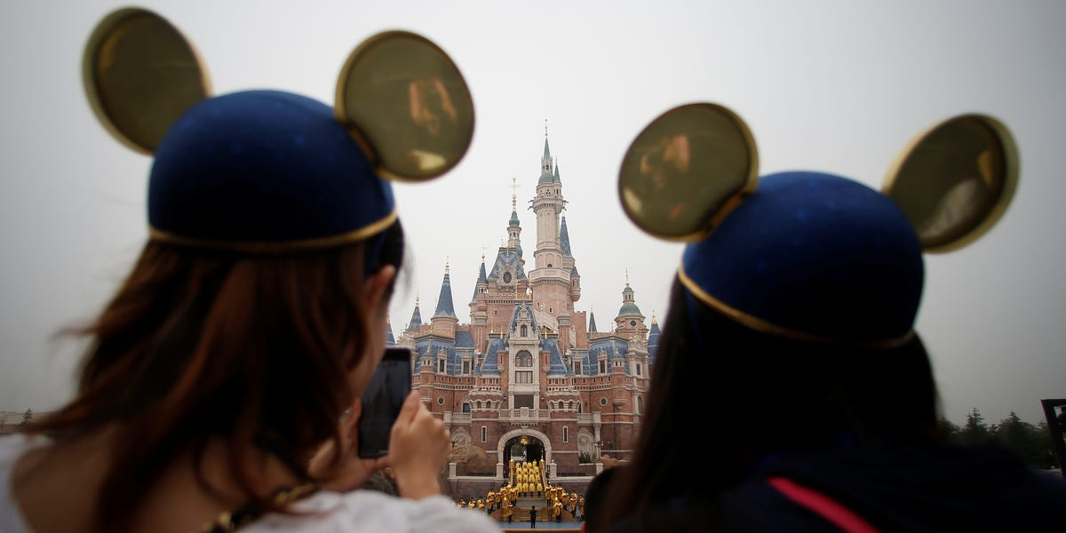 Disneyland is reopening on May 11 in China, and tickets are already sold out