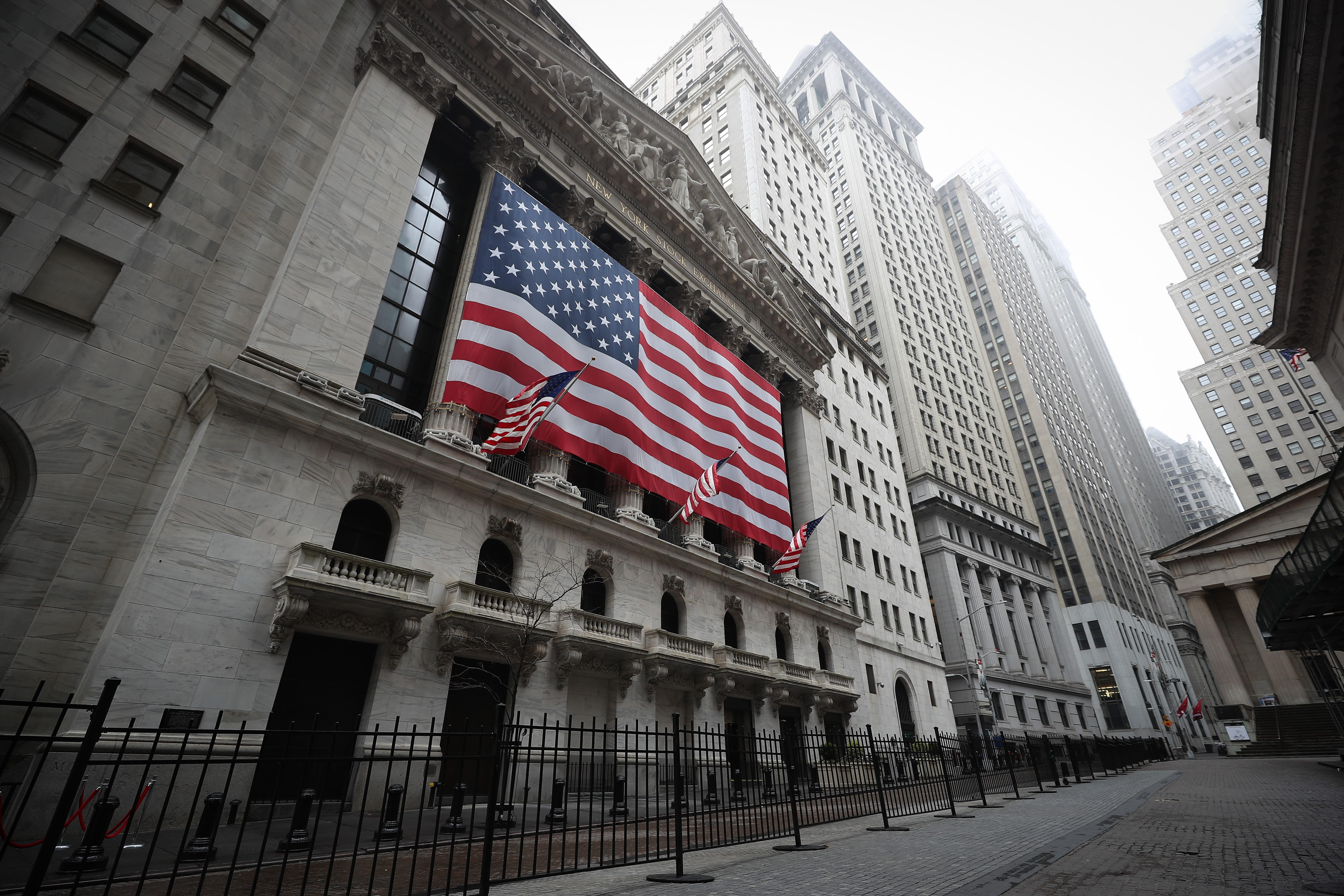 Stock market live updates: Dow falls 100, second wave fears
