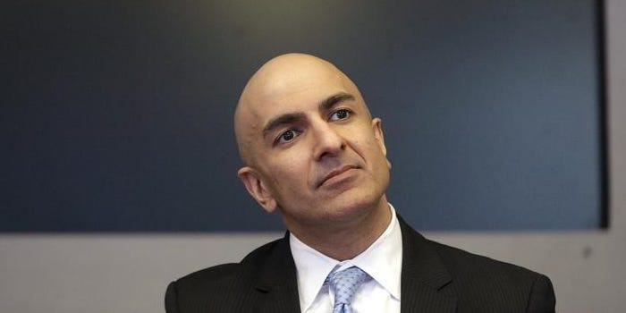 The Fed's Kashkari says more aid is needed for a COVID-19 recovery