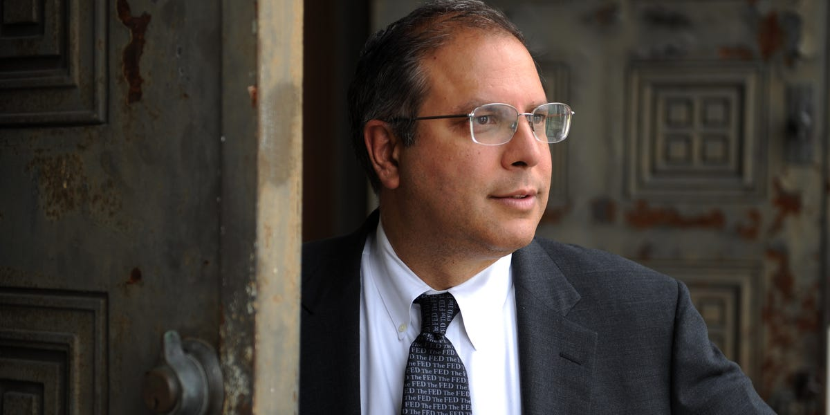 Anil Kashyap says policymakers should think like venture capital investors