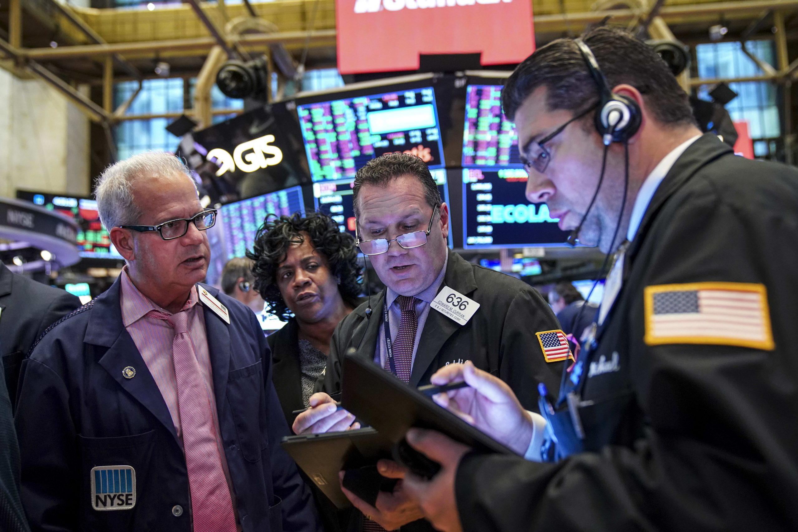 Stock market live updates: More losses ahead, waiting on jobless claims