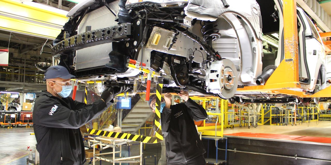 Auto Industry's Reopening to Be Slow and Arduous, Executives Say