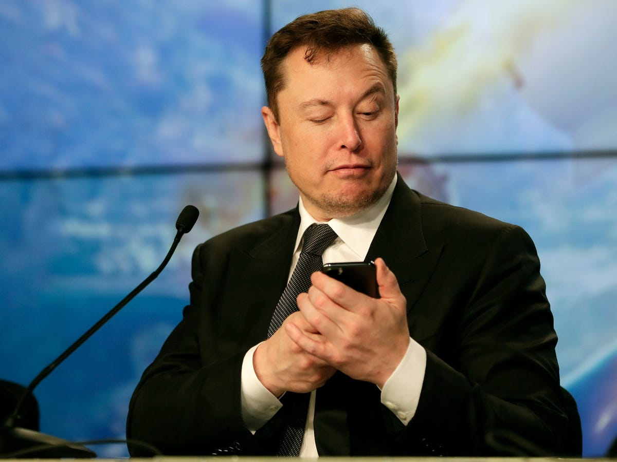 Elon Musk tweets 'take the red pill' in another strange turn for the billionaire