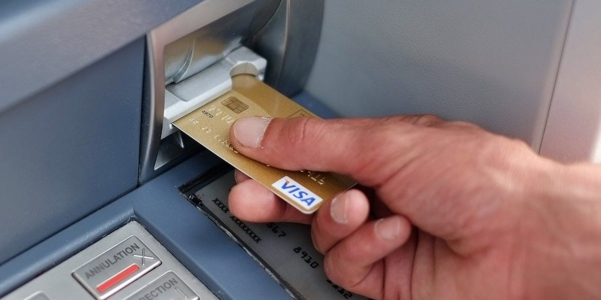 Instead of stimulus checks, 4 million Americans will get prepaid debit cards this week