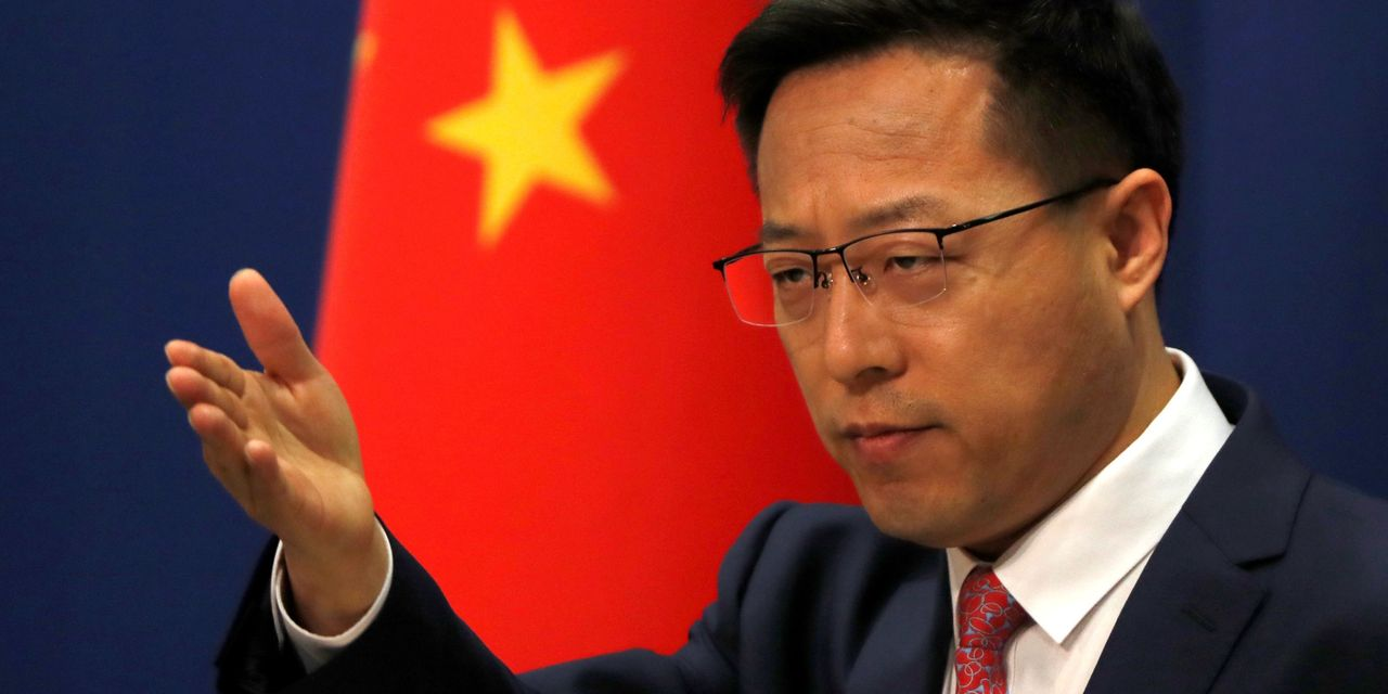 China's 'Wolf Warrior' Diplomats Are Ready to Fight