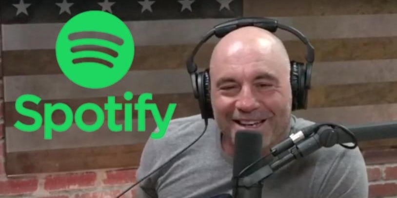 Joe Rogan's podcast is moving exclusively to Spotify