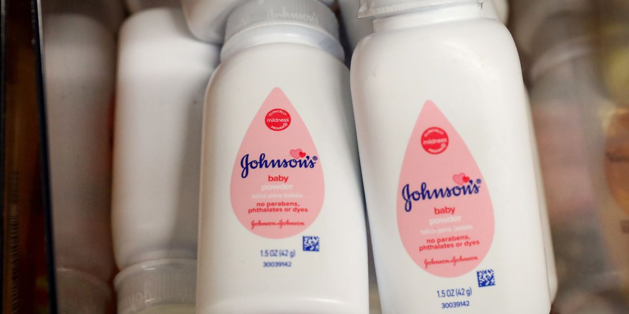 Johnson & Johnson to Stop Selling Talcum Baby Powder in U.S., Canada
