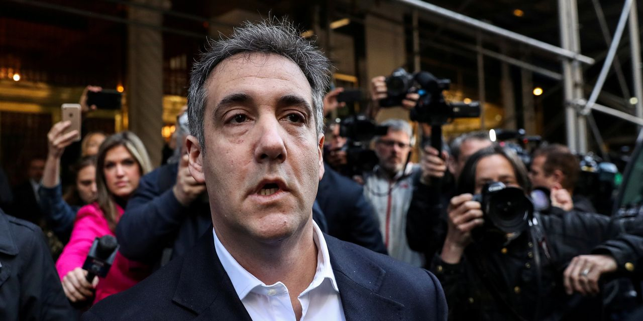 Trump's Ex-Lawyer Michael Cohen Will Be Released to Home Confinement