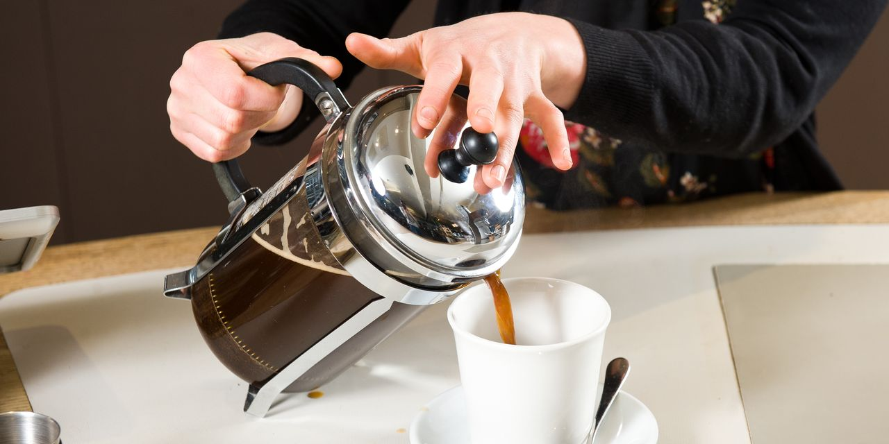 You Can Brew Better Coffee at Home. A Chemistry Professor Explains How.