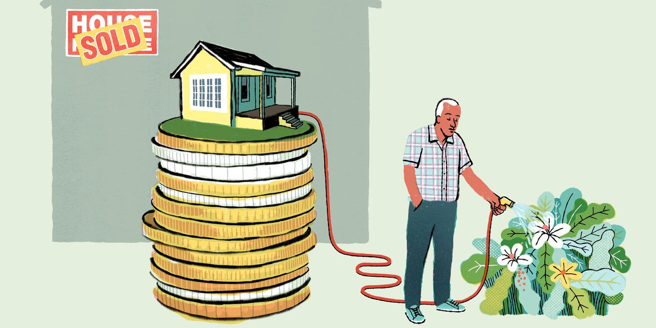 Planning to Use Your Home as a Retirement Nest Egg? No So Fast.