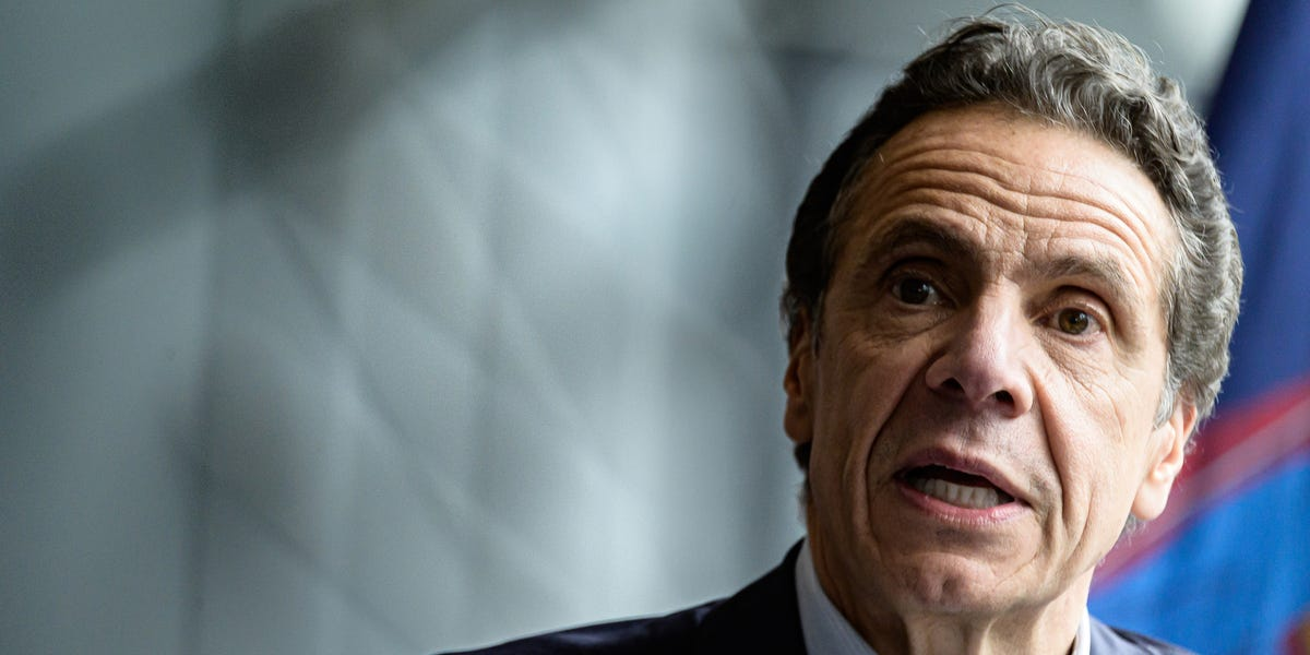 Cuomo: economy won't recover on its own, companies won't rehire some workers