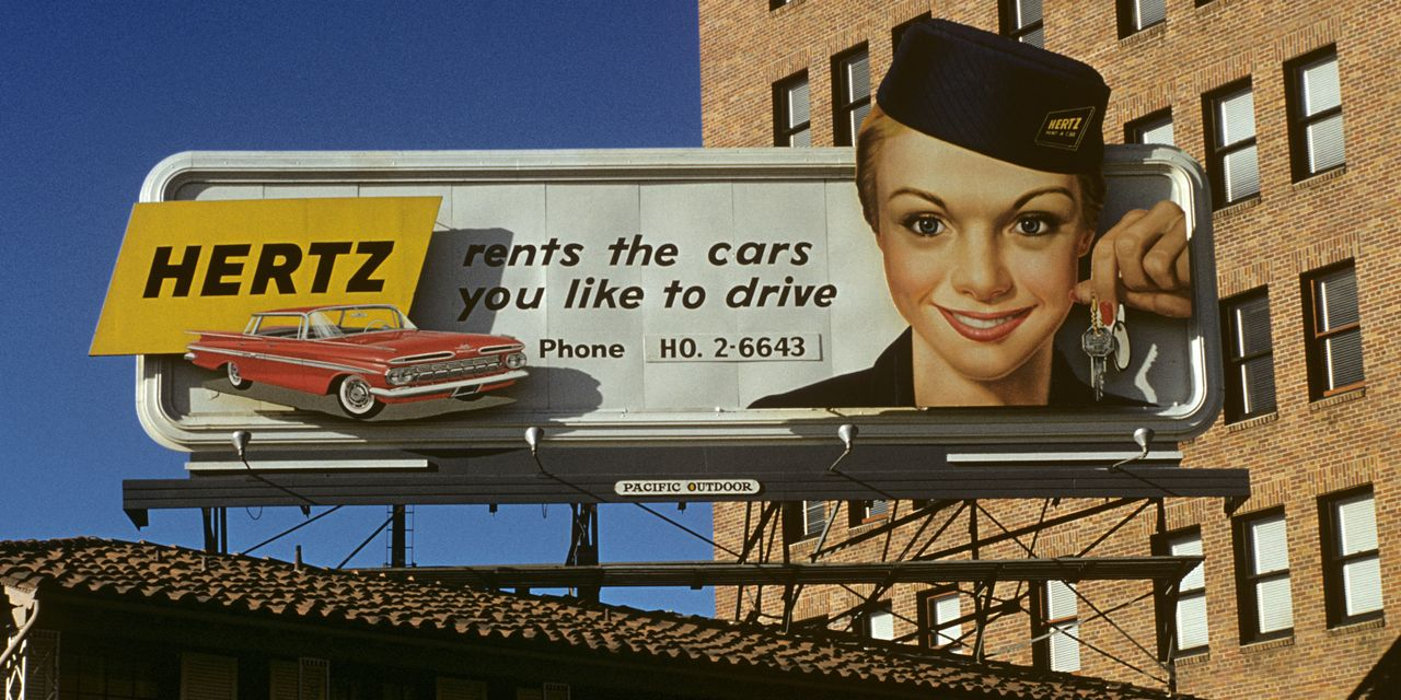 Hertz Was Already in Terrible Shape. The Pandemic Finished It Off.