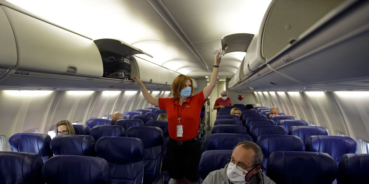 Boeing and Airbus Study How Coronavirus Behaves During Air Travel
