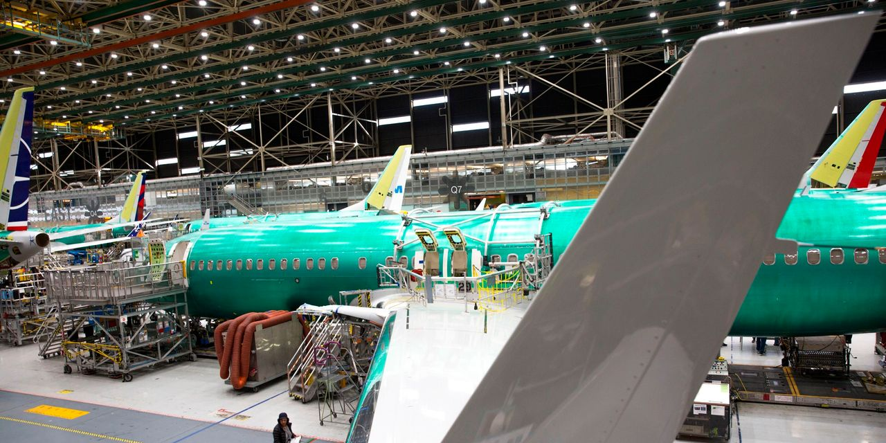Boeing to Start Voluntary Layoffs, Will Shed an Initial 2,500 Workers