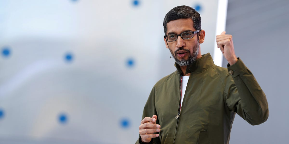 Google has rescinded thousands of jobs offers to contractors