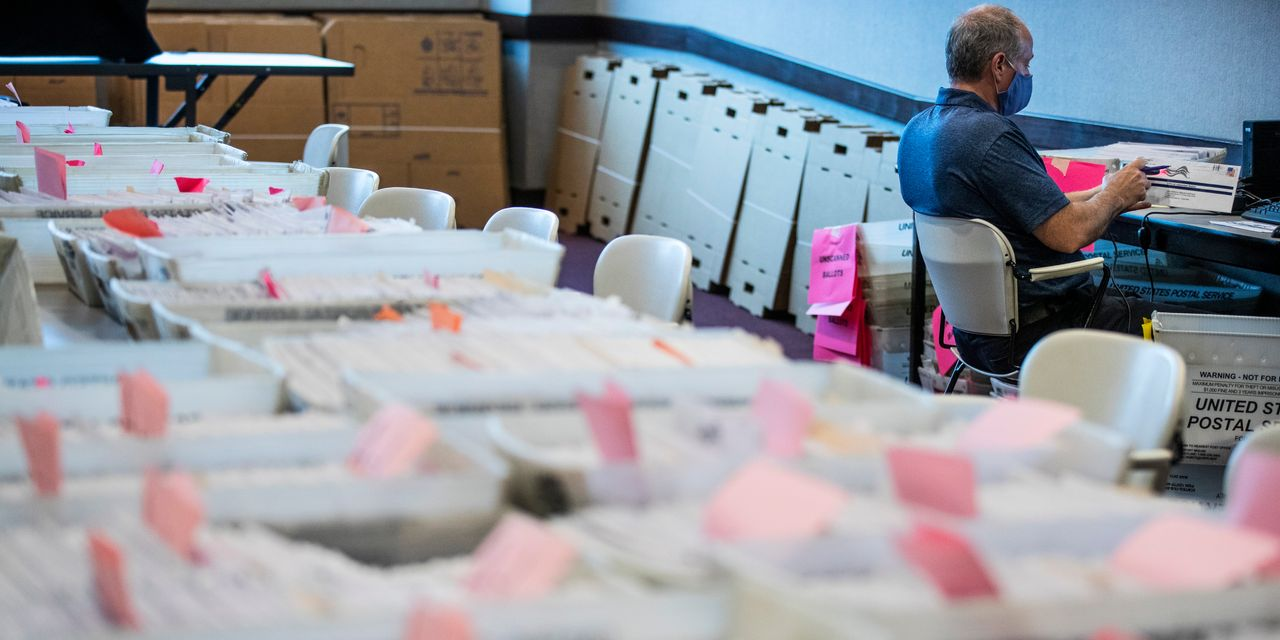 Voting by Mail to Face Biggest Test Since Pandemic Started