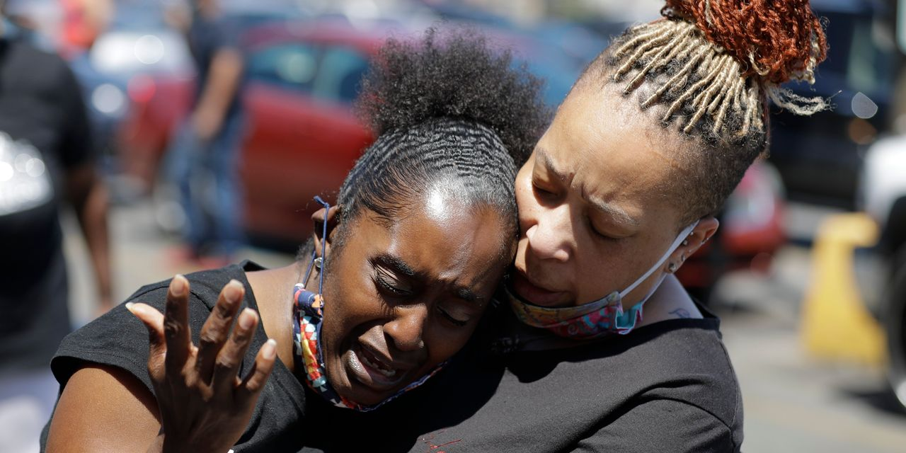 Another Police Shooting After Louisville Was Already on Edge