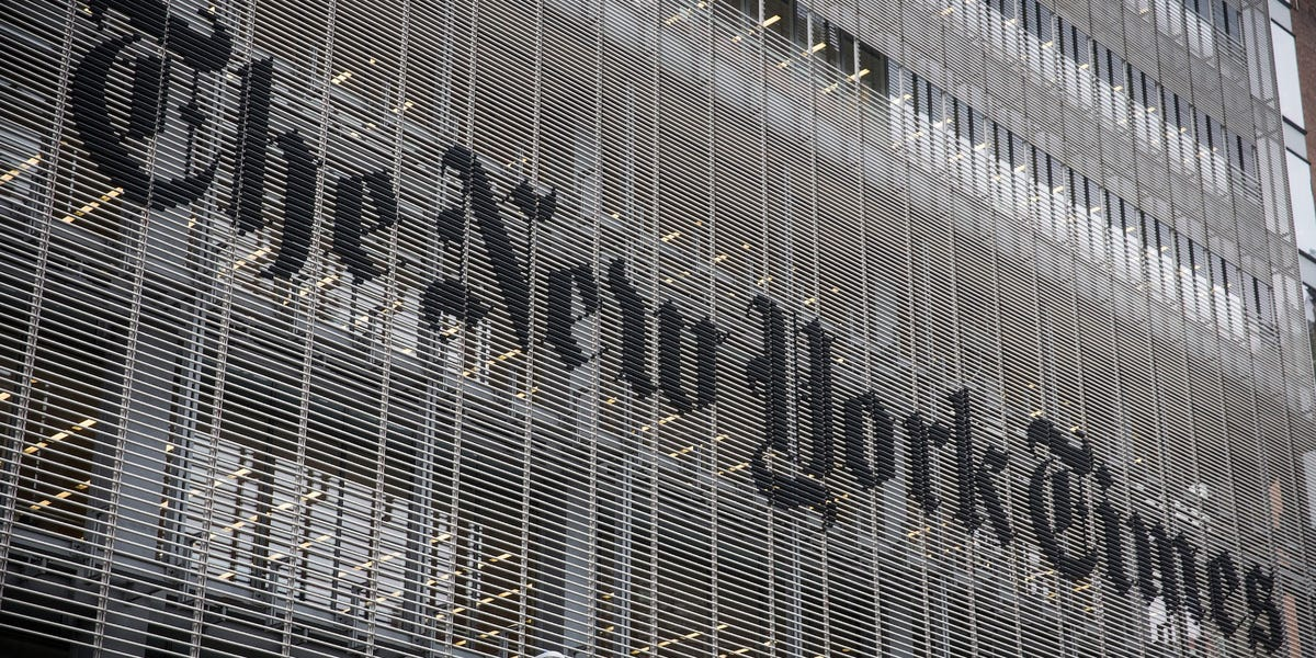 NYT staff slam paper for Cotton op-ed calling for military to quell protests