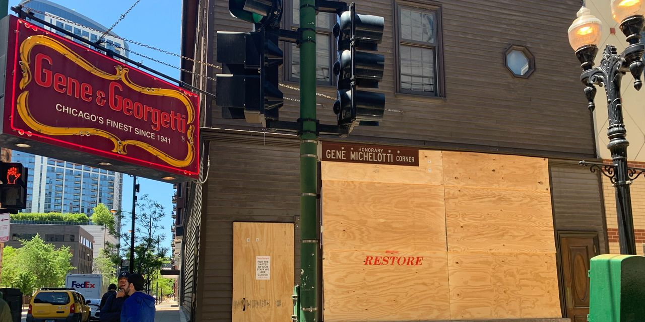 Some Restaurants Had Been Set to Reopen. Now They Are Repairing Damage