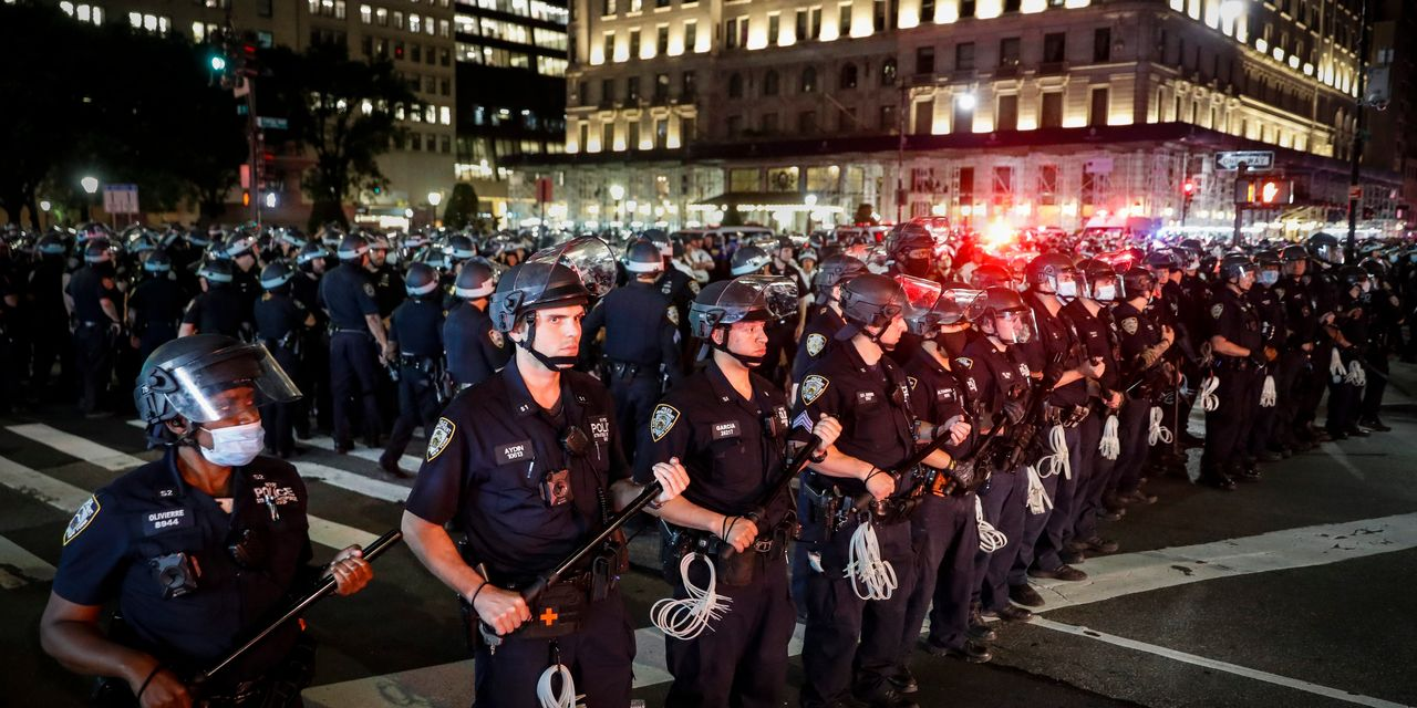 Viral Videos From Protests Fuel Broader Debate Over Policing
