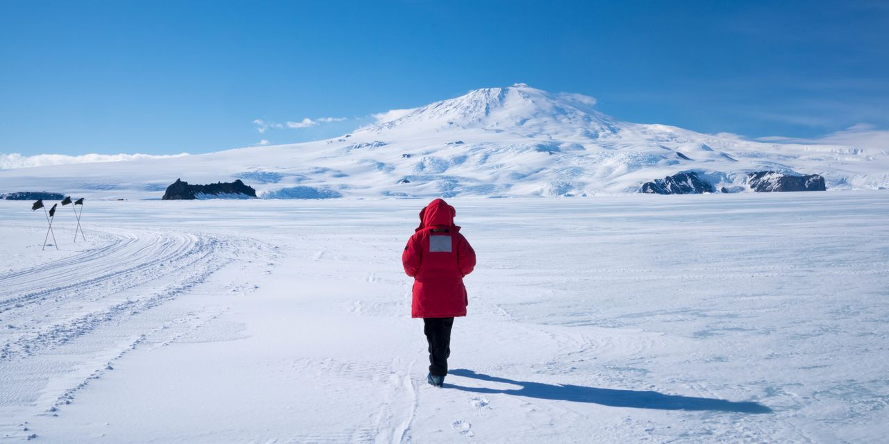 A Trip to Antarctica Transformed My Life