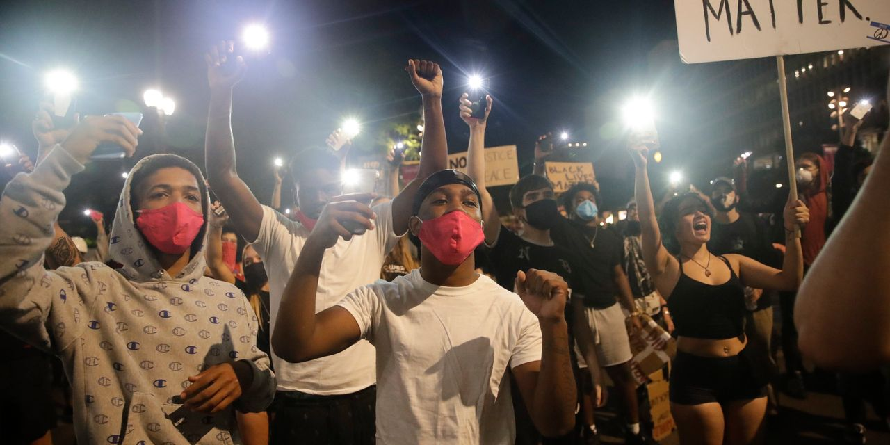 Local Crime App Citizen Becomes a Key Tool During Protests