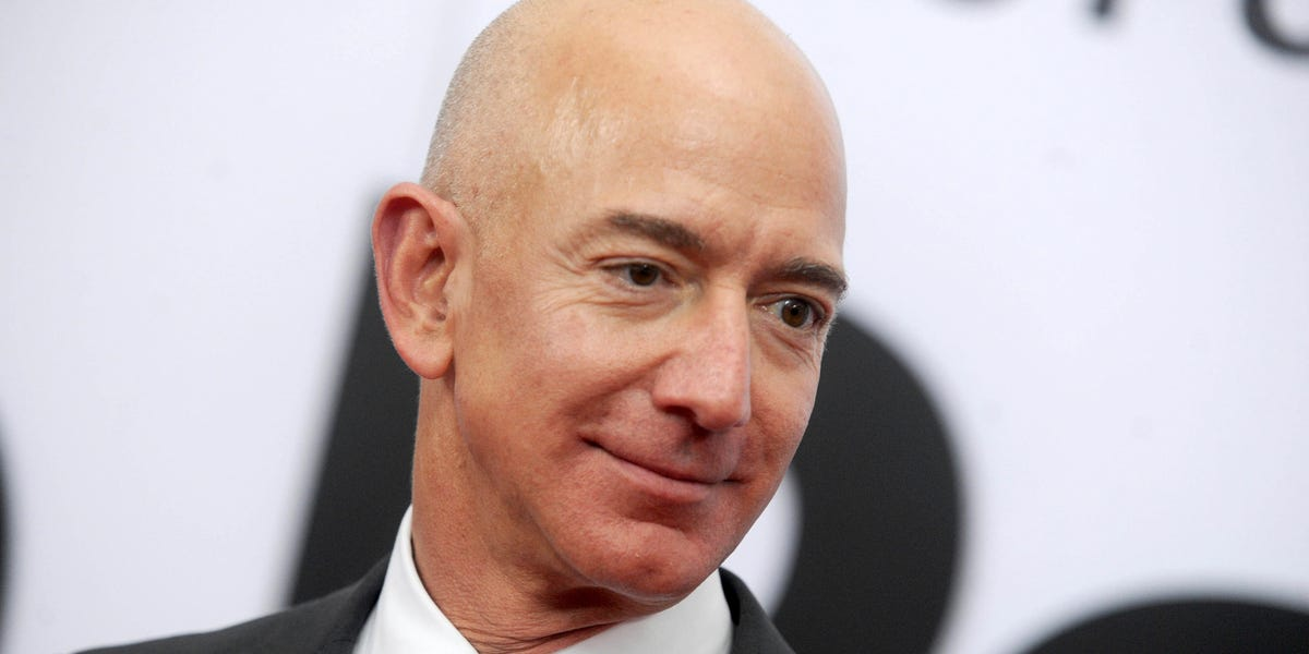Jeff Bezos' wealth has exploded to $150 billion since the beginning of the pandemic