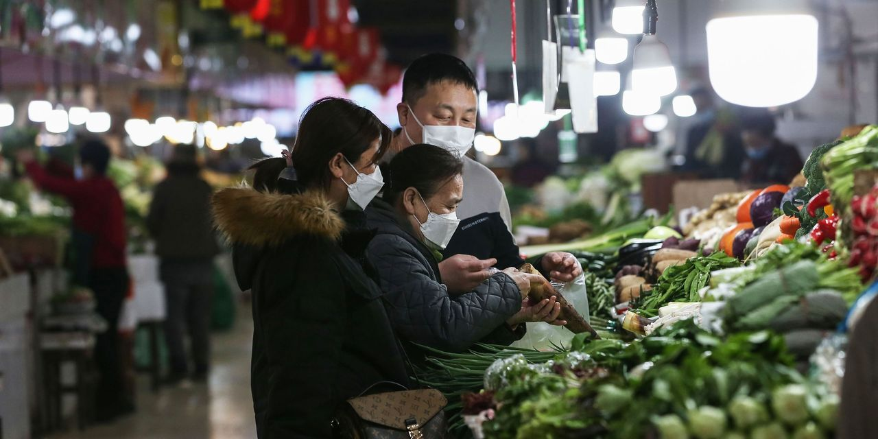 China's Factory-Gate Deflation Accelerates