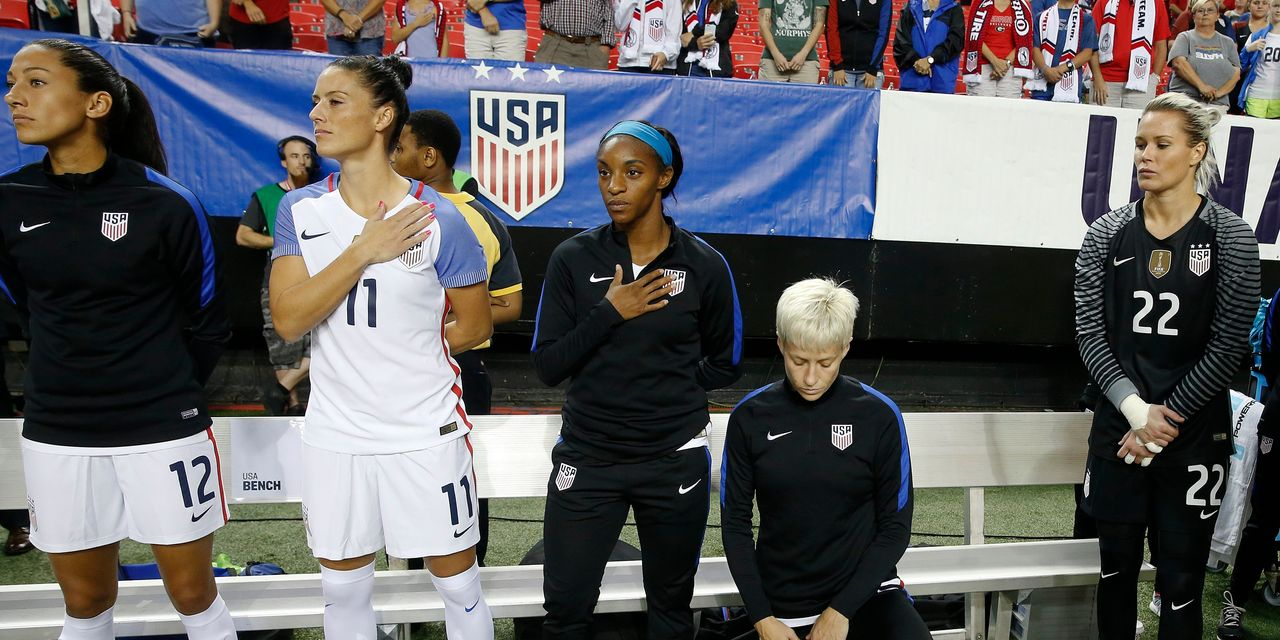 U.S. Soccer Repeals Rule Banning Protest During Anthem