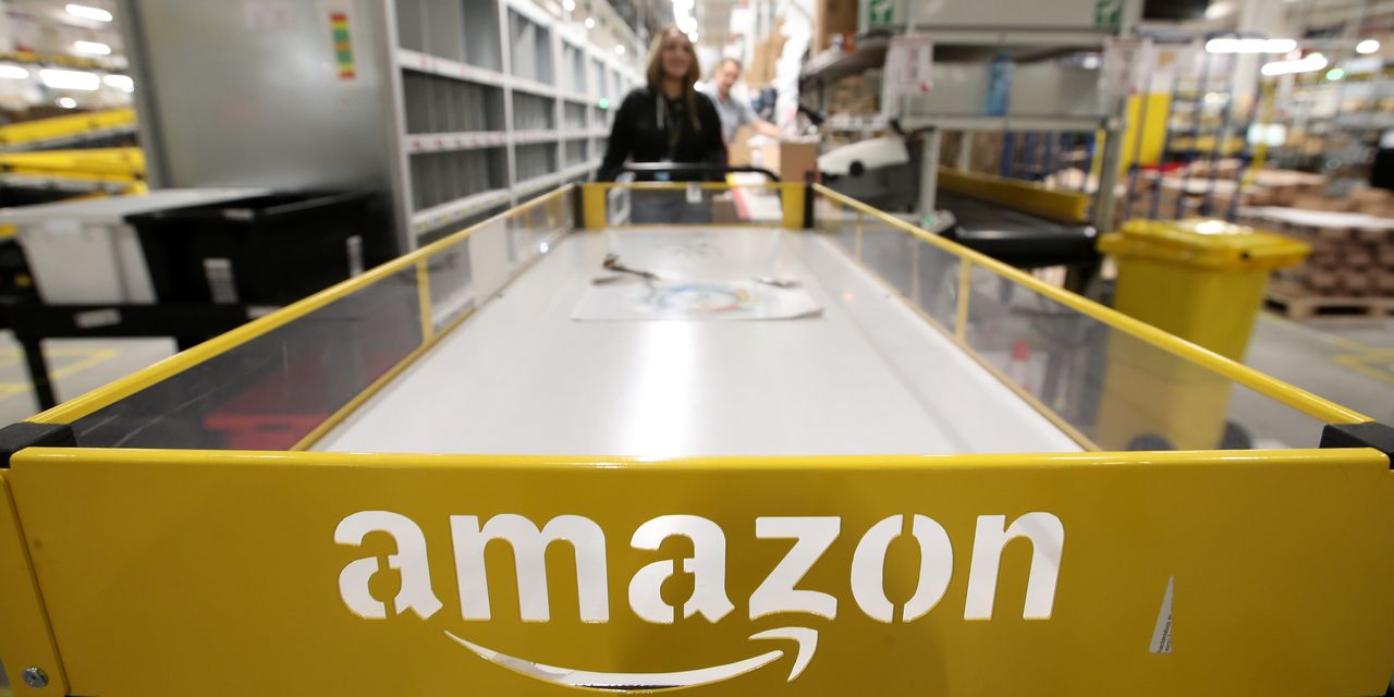 Amazon to Face Antitrust Charges From EU Over Treatment of Third-Party Sellers