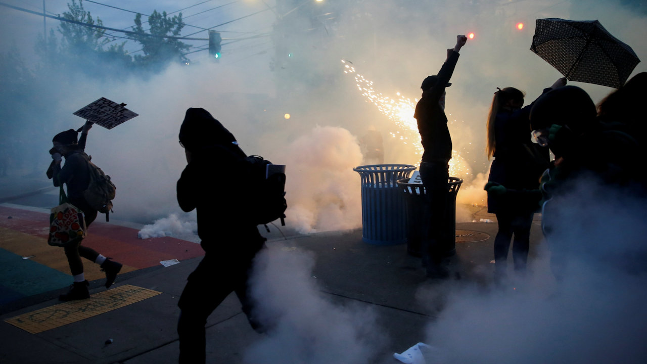 Video Investigation: How a Seattle Protest Ended in Chaos